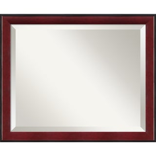 Estate Cherry Wall Mirror - Medium 23 x 19-inch