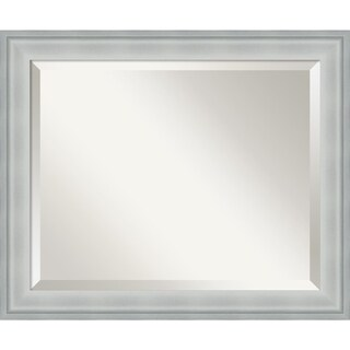 Metro Wall Mirror - Medium 23 x 19-inch