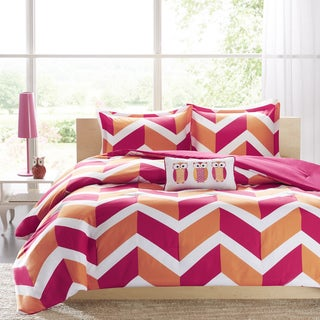 Mi Zone Jessie 4-piece Comforter Set