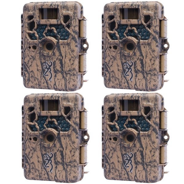 Browning Trail Cameras Range Ops XR Series - 8MP (Set of 4)