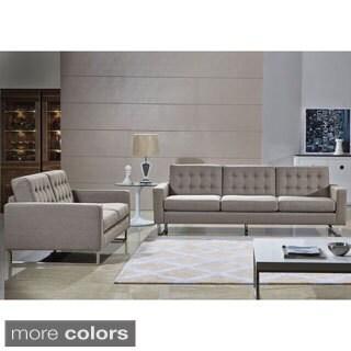 Hadiach Fabric Sofa/ Loveseat