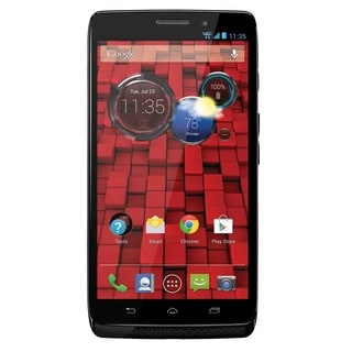 Motorola Droid Ultra XT1080 4GLTE 16GB Verizon/Unlocked GSM Certified Referbished Cell Phone