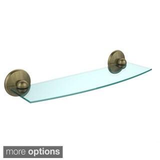 Allied Brass Prestige Monte Carlo Collection 18-inch Glass Shelf