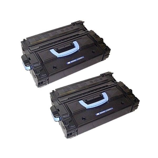 HP CF325X Black Toner Cartridger HP LaserJet Enterprise M806x Plus Laser Printer (Pack of 2)