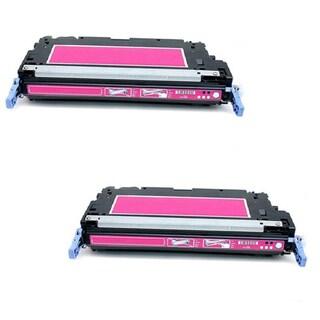HP Q7583A Toner Magenta Compatible Toner Cartridge 3800 3800N 3800DN 3800DTN CP3505 CP3505dn CP3505n CP3505x (Pack Of 2)