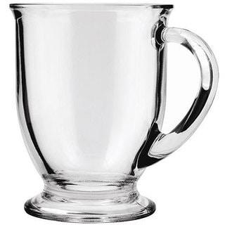 Anchor Hocking 16-ouce Cafe Mug (Set of 6)