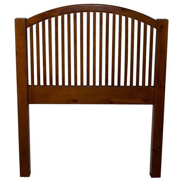 Single Arch Spindle Headboard - Twin