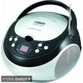 NAXA Electronics NPB-251 Portable CD Player with AM/FM Radio
