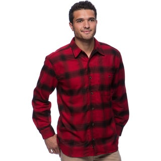Stormy Kromer Men's Flannel Shirt