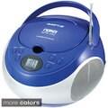 Naxa Electronics NPB-252 Portable MP3/ CD Player with AM/FM Stereo Radio