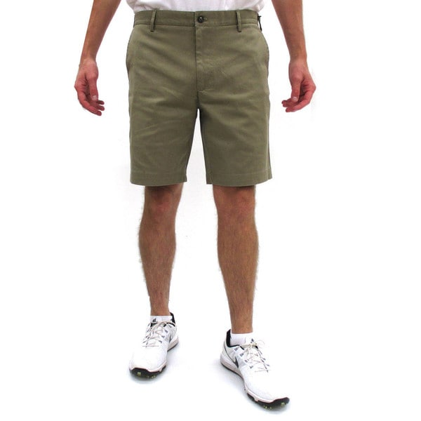 Wedge Men's Flat Front Golf Shorts