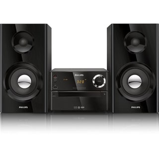 Philips BTM2180/37 Black CD/ MP3/ Bluetooth Wireless Micro Music System (Refurbished)