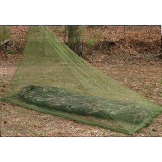 Snugpak Backpacker Bundle-Mosquito Net & Sleeper Lite Olive
