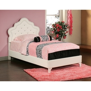 Sandberg Furniture Sabrina Upholstered Bed
