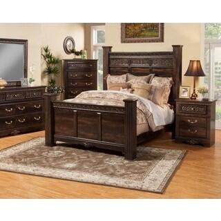 Sandberg Furniture Andorra Two Nightstand Bedroom Set