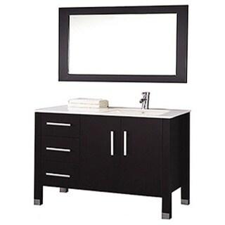 MTD Vanities Monaco 40 inch Single Sink Bathroom Vanity