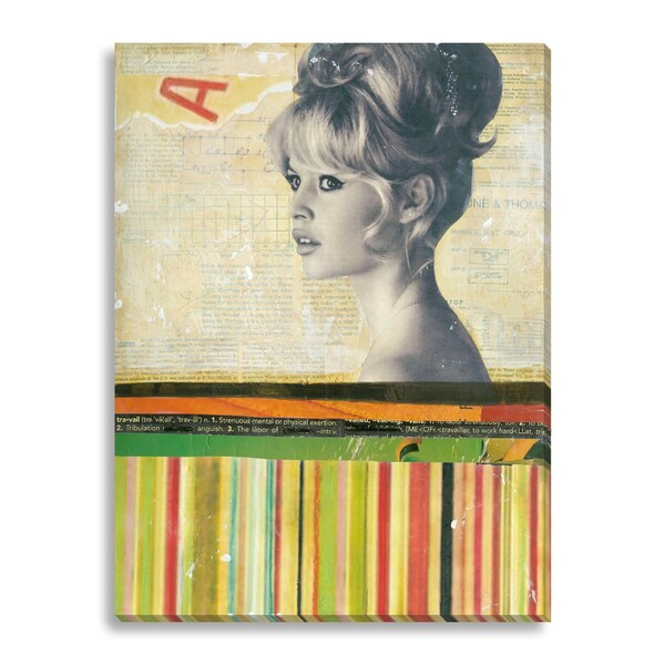 Arnot, Benjamin 'Bardot' Gallery Wrapped Canvas
