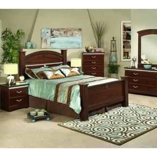 Sandberg Furniture Cafe La Jolla Two Nightstand Bedroom Set