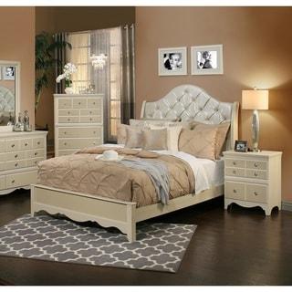 Sandberg Furniture Marilyn Two Nightstand Bedroom Set