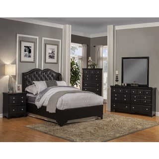 Sandberg Furniture Eva 4-piece Bedroom Set