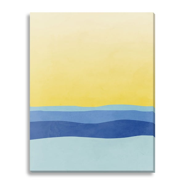 Sepa, Ivana 'Ocean Air' Gallery Wrapped Canvas