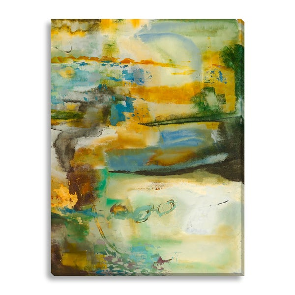 Houston, Katherine 'Sunshine II' Gallery Wrapped Canvas