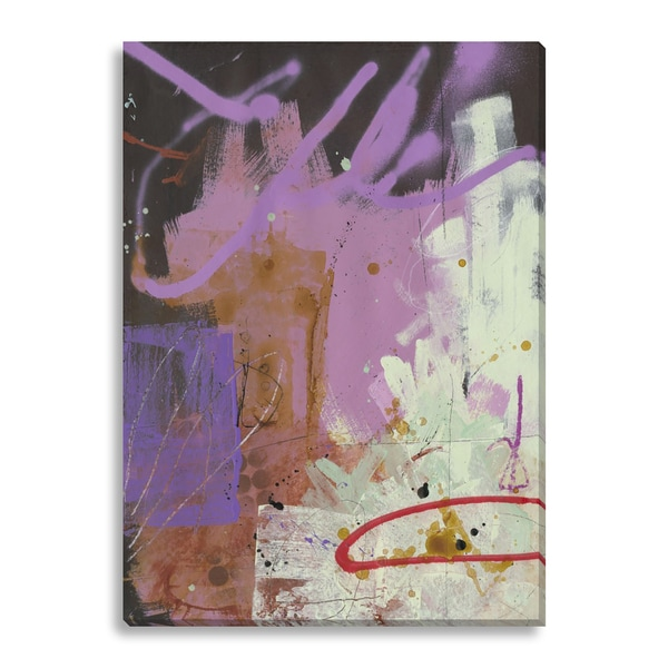 Camp, Todd 'After Dark II' Gallery Wrapped Canvas