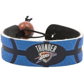 Oklahoma City Thunder Basketball Bracelet