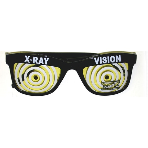 Yellow X-ray Vision Glasses 15954404