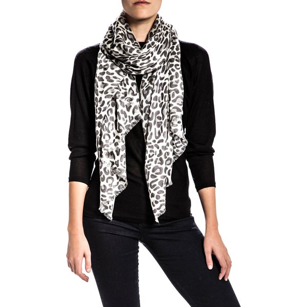 Beryll Animal Print Scarf