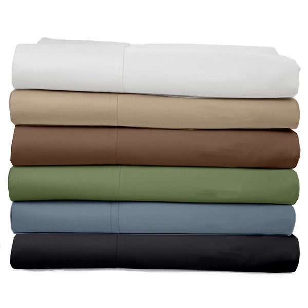 400 Thread Count Cotton 6-piece Sheet Set