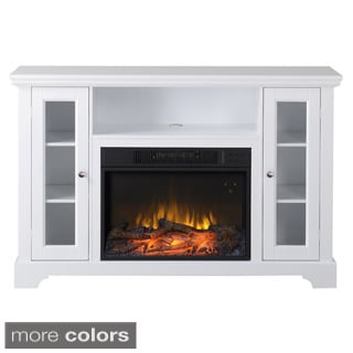 Queenston 51-inch Wide Media Fireplace