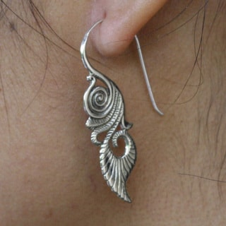 'Hypnotic' Earrings by Spirit Tribal Fusion