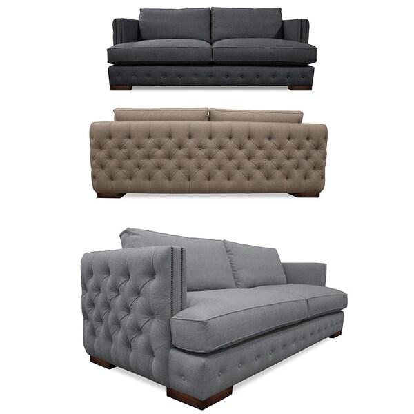 South Beach Tufted Sofa