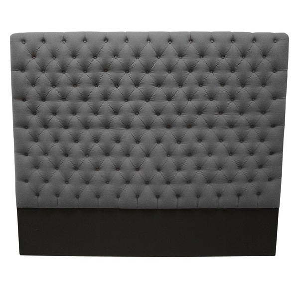 Chester Grey Tufted Headboard
