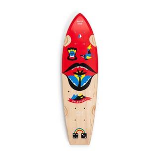 GoldCoast Waterhed Cruiser Skateboard Deck