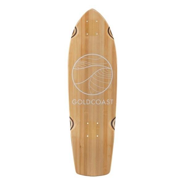 GoldCoast Classic Bamboo Cruiser Deck