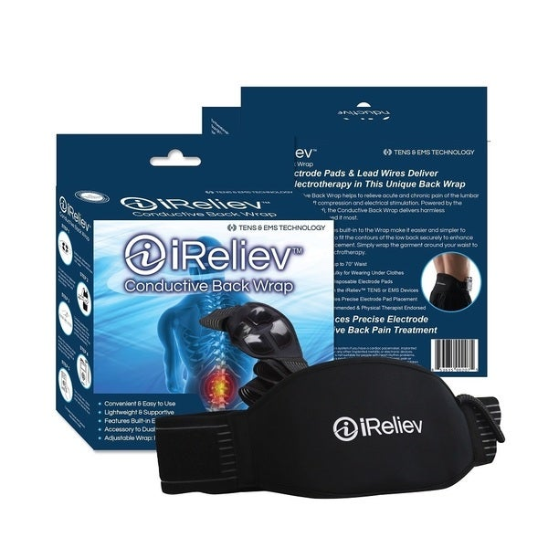 iReliev Conductive Back Wrap