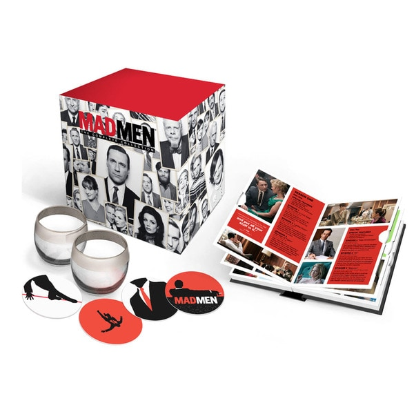 Mad Men: The Complete Collection (Blu-ray Disc) 15955956