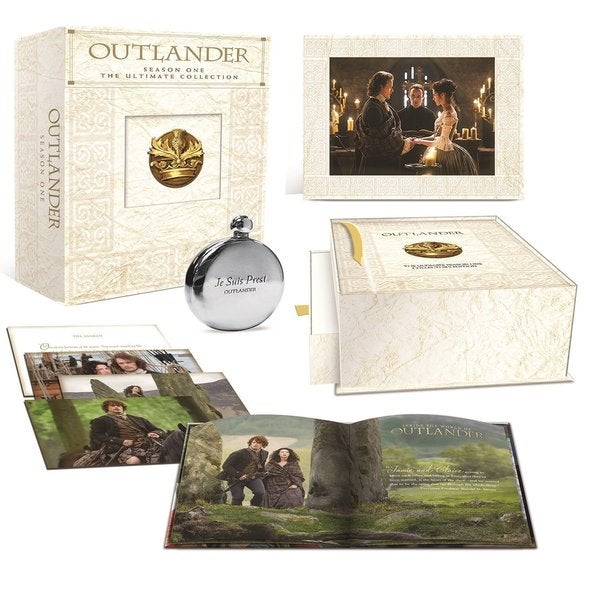 Outlander: Season 1 (Blu-ray Disc) 15955993