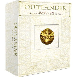 Outlander: Season 1 (Blu-ray Disc)