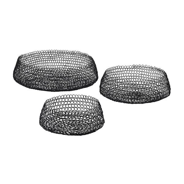 Dimond Home Welded Ring Bowls