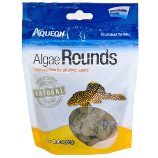 Aqueon 3-ounce Algae Rounds