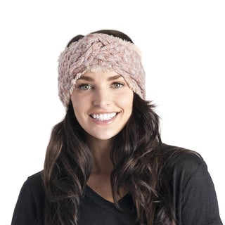 MukLuks Women's Textured Headband
