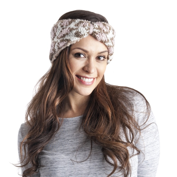 Women's Leopard Headband