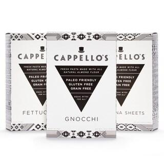 Cappello's Taste of Each Gnocchi (Set of 4)