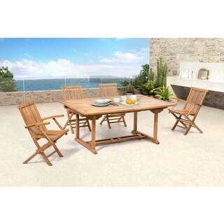 Regatta Extension Natural Dining Table