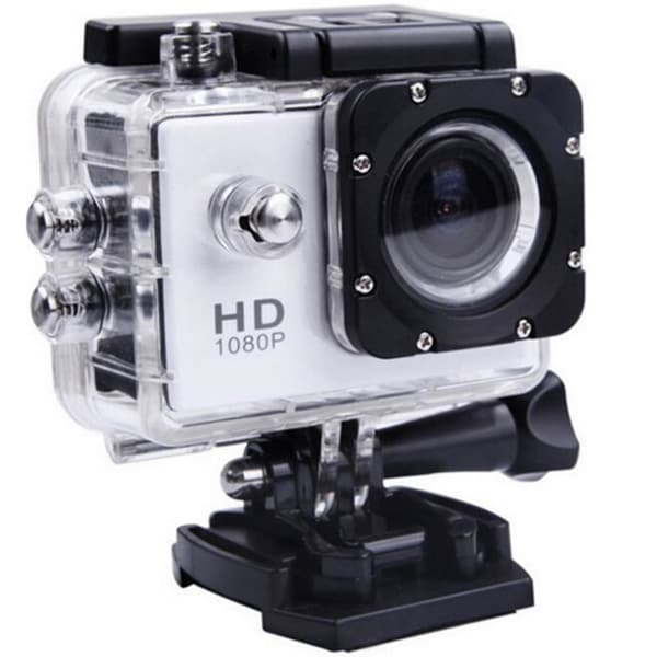 Top Dawg EagleEye 1080p Sport Camera with Waterproof Case