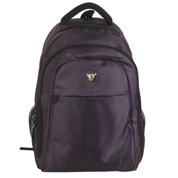 CalPak Avenue Z 17-inch Backpack with Padded 15-inch Laptop Compartment