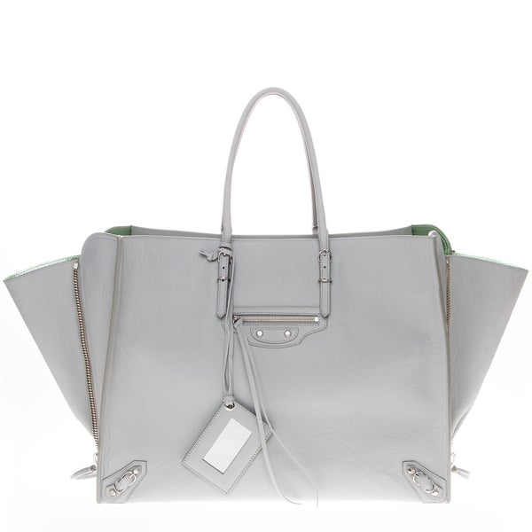 Balenciaga Medium Papier A4 Zip-Around Tote